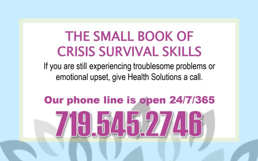 Crisis Survival Card